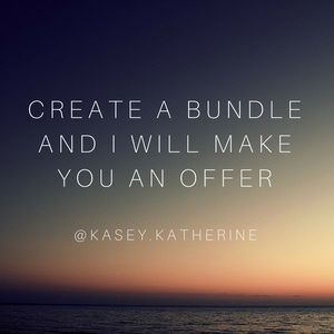 Handbags - CREATE A BUNDLE AND I WILL MAKE YOU AN OFFER